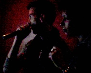 Duets : from grainy radio footage.