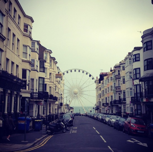 That's not the London Eye...