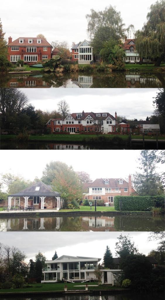 Houses so Swanky!